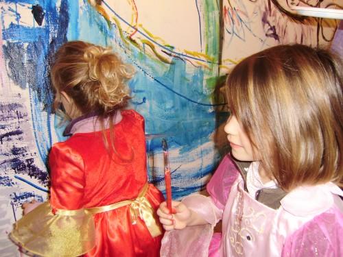 Atelier JM, Carnaval au Haut de Cagnes, Jacqueline Matteoda