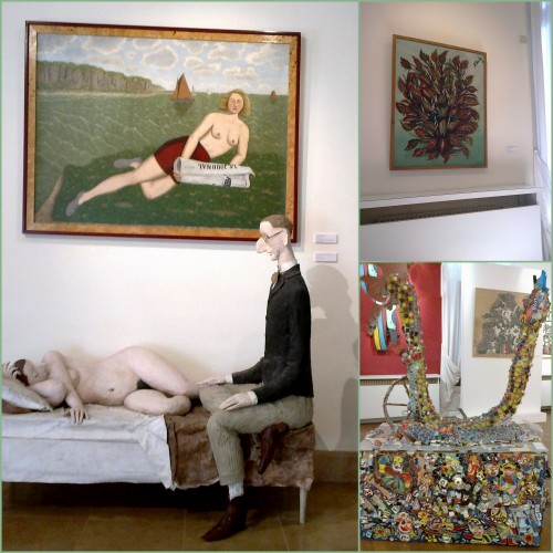 Frédéric Lanovsky, Musée International d'Art Naïf Nice
