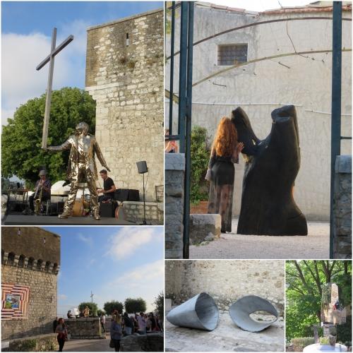 St Paul de Vence, Biennale Internationale, Jan Fabre