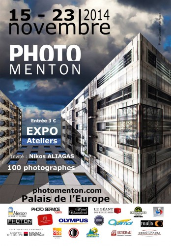 photomenton 2014,menton,palais de l'europe,association photomenton