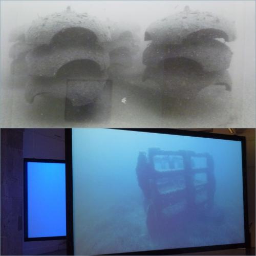 Galerie des ponchettes, Nicolas Floc'h, structures productives, Galerie de la Marine, Au pays des enchantements, Alice Guittard, Quentin Sophn