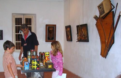 francis puivif,château-musée grimaldi,cagnes sur mer