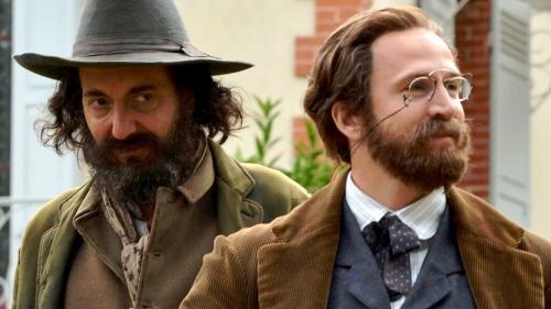 Film Cézanne et moi, Guillaume Canet, Guillaume Gallienne