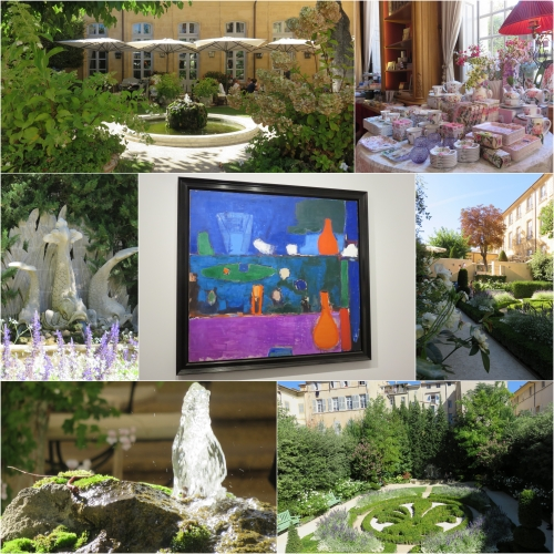 De Stael en provence, Hotel de Caumont, Aix en Provence