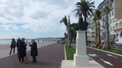 Statue de la liberté Nice
