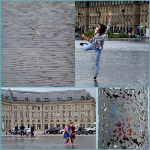 Les Baux de Provence, Montpellier, Mont-de-Marsan, Biarritz, Arcachon, Bordeaux, Saint Emilion