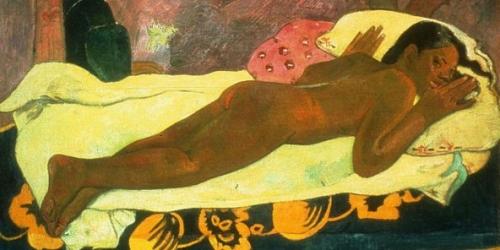 le fim Gauguin le voyage à Tahiti
