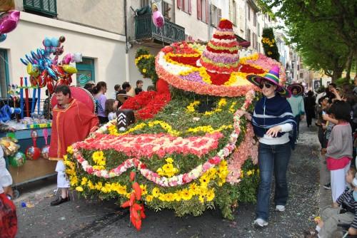 kreado,vence,bataille de fleurs