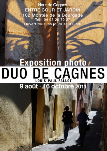 Louis-Paul Fallot, Duo de Cagnes