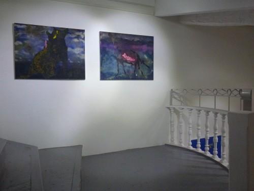 MDAC, Expo X5, Mery Vial, Jacques Renoir, Claudie Poinsard, Louis Lapeyre, Michel Joyard