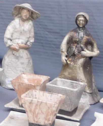 santons raku, Anne-Marie Jaboulet
