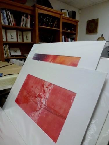 L'albero del mondo, Sophie Maïor, Gregorio Cerra, gravure, Jérome Maligne