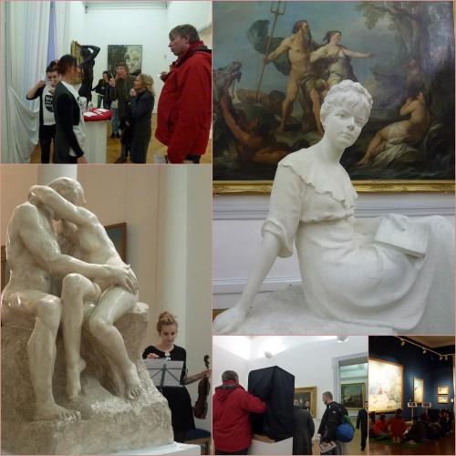 Mars aux musées 2013, Musée Masséna, Musée des Beaux Arts, Mamac, TPI Nice, Isabelle Servol