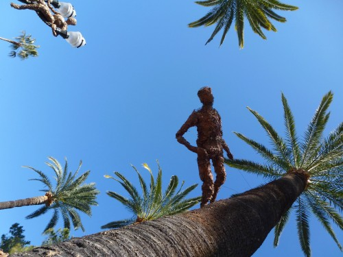 Carnaval de Nice, Jardin Albert 1er, Cie Le Phun, Les Pheuillus