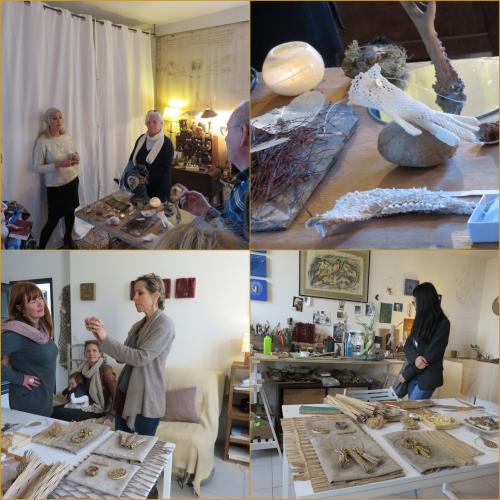Art Maintenant, Haut de Cagnes, Gabriel Fabre, Véronique Pépin, Mane, Bernard Héloua-Grimaldi, Gen, Jacqueline Matteoda