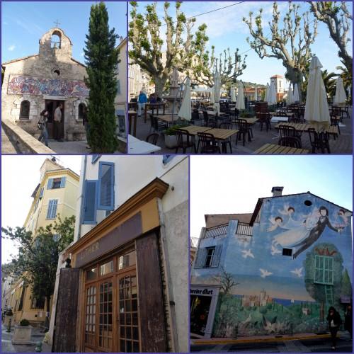 Nuit des musées 2012, Musée Bonnard, Musée de la Castre, Vida Parme, Cannes, Le vieux Cannet