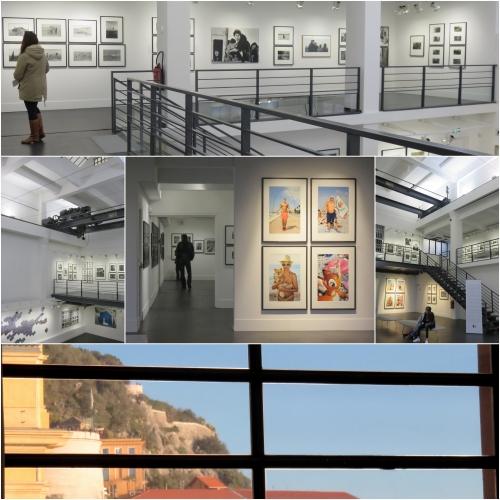nice, place gauthier, musée de la photographie