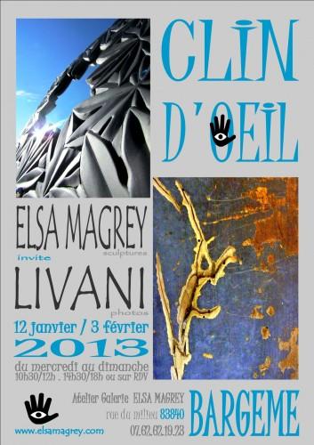 elsa magrey,liviani,bargème