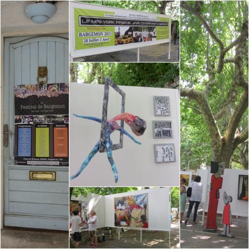 Festival de Bargemon, Galerie Beddington