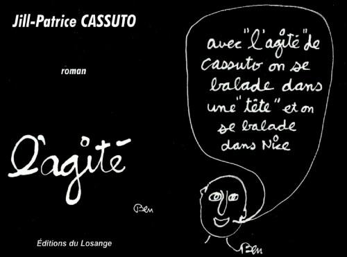 L'agité, Jill-Patrice Cassuto, editions du losange
