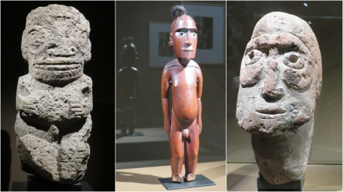 musée fenaille rodez,expo statues ile de paques,musée d'histoire et d'archeologie du rouergue