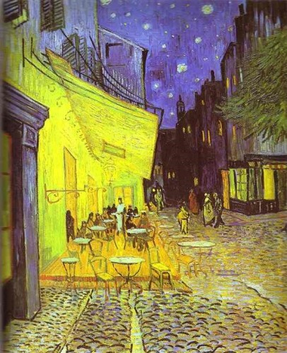 vincent van gogh,jaune,paul gauguin,rouge vermillon