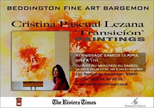 galerie Beddington Fine Art, Cristina Pascual Lezana