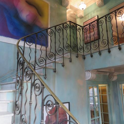 Maison Abandonnée, Villa Cameline, Frédéric Ballester