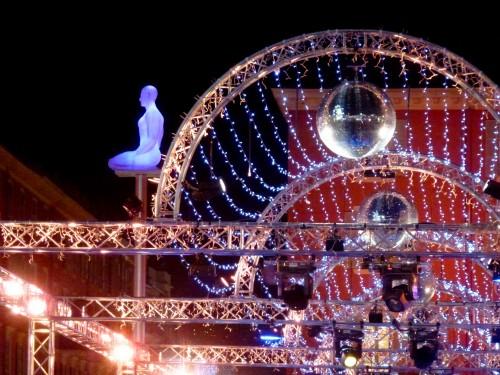 illuminations Noël Nice