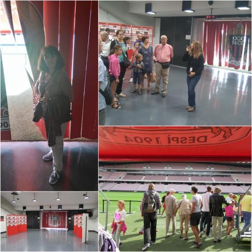 Journées Patrimoine 2016, Stade Allianz Riviera