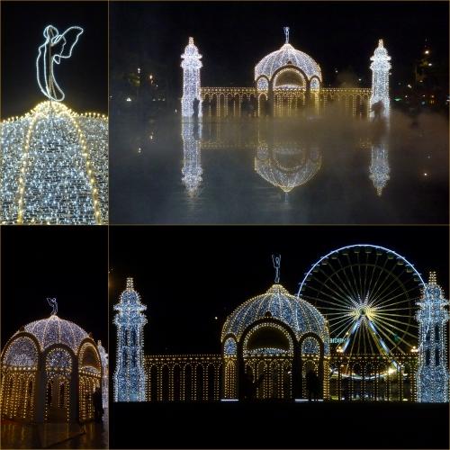 Illuminations, Noël, Nice, Monaco,