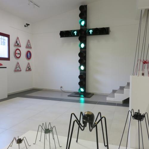 Hervé Nys, Galerie L'Inattendue Paul Conti