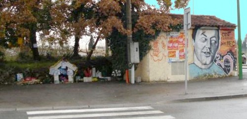 memorial coluche opio,la moto en fete,run coluche 2011