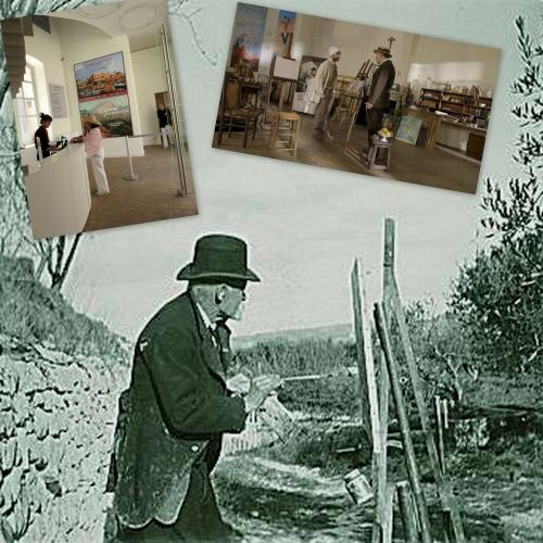 hôtel de caumont, aix en provence, canaletto, christine defrance, laurent chéhère
