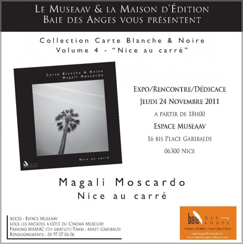 editions baie des anges, magali moscardo