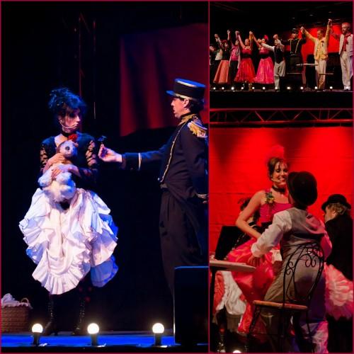Théâtre de Lumière, Isabelle Servol, Cabaret Lautrec