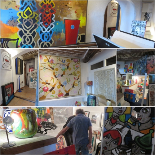Bargemon, Galerie Beddington,