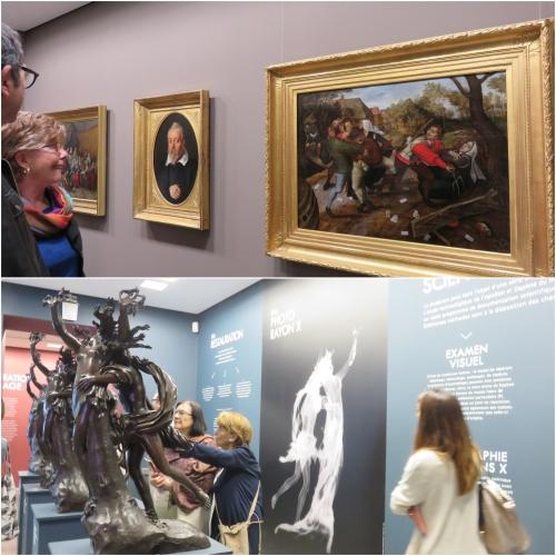 nuit des musées 2018, Musée Fabre Montpellier,