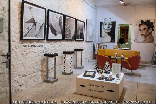 galerie sveta,marta wydler,galerie des dominicaines,jérrémy taburchi,le chat rose
