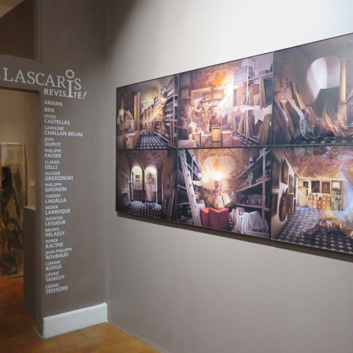 Le palais Lascaris revisité, Cédric Tanguy, Cédric Teisseire