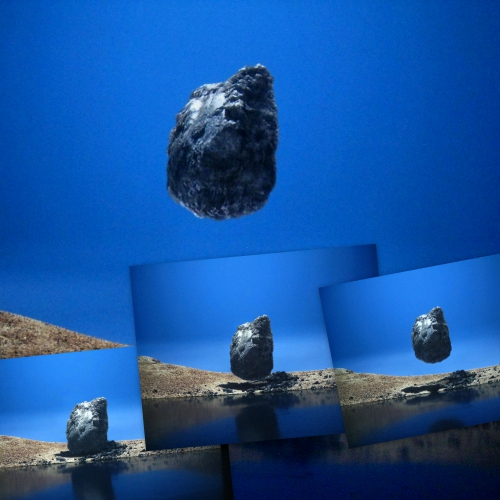Psyckokinesis, Laurent Grasso, Mamac, le précieux pouvoir des pierres
