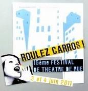 deantibulations, roulez carros, ruez vous, festival arts de la rue