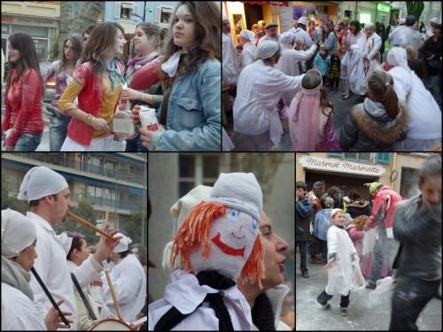 le carnaval des bouffetaïres Vence