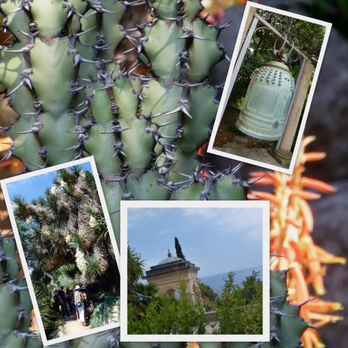 Jardins Hanbury, Vintimille, Italie