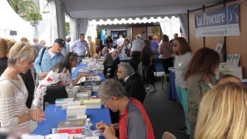 Festival du livre Nice, Editions Baie des Anges, Editions Mémoires Millénaires