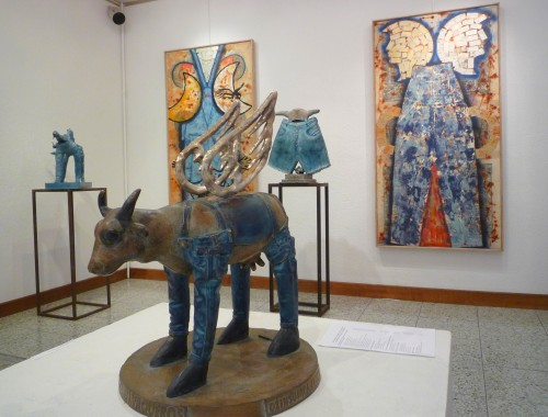 Mougins art contemporain