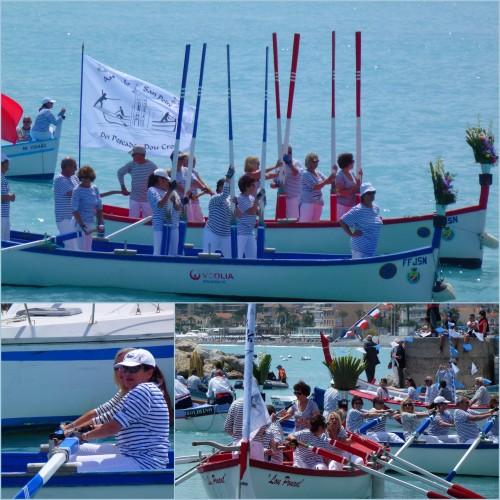 Cros de Cagnes, 200 ans 1813-2013, création port des pêcheurs