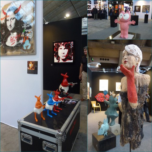 1er salon art contemporain Nice