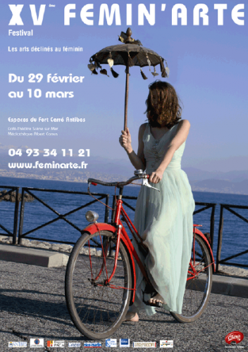 femin'arte 2012,théâtre de la marguerite