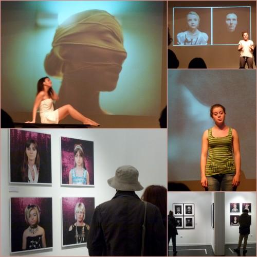 mars aux musées 2013,villa masséna,musée chéret,théâtre de la photographie et de l'image,mamac,isabelle servol,cie théâtre de lumière